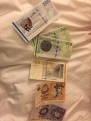 デンマーク紙幣